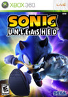 Sonic Unleashed - Xbox 360 (Disc Only)