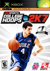 College Hoops 2K7 - XBOX (Disc Only)