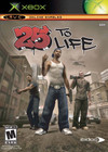 25 to Life - XBOX (Disc Only)