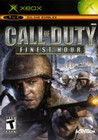 Call of Duty: Finest Hour - XBOX (Disc Only)