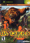 Cabela's Dangerous Hunts - XBOX (Disc Only)