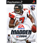 Madden NFL 2004 - PS2