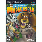DreamWorks Madagascar - PS2