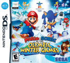 Mario & Sonic at the Olympic Winter Games - DS (Cartridge Only)