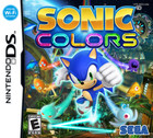 Sonic Colors - DS