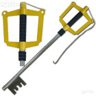 Kingdom Hearts Metal Key Blade Full Size Replica