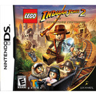 Lego Indiana Jones 2: The Adventure Continues - DS