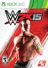 WWE 2K15 - Xbox 360 (Disc Only)