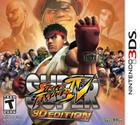 Super Street Fighter IV 3D Edition - 3DS