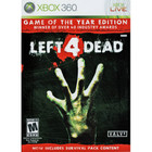 Left 4 Dead: Game Of The Year Edition - XBOX 360