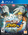 Naruto Shippuden: Ultimate Ninja Storm 4 - PS4 (Disc Only)