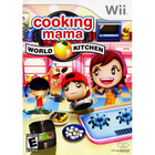 Cooking Mama: World Kitchen - Wii (Disc Only)