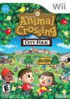 Animal Crossing: City Folk (w/ Wii Speak) - Wii