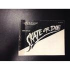 Skate or Die Instruction Booklet - NES