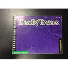 Deadly Towers Instruction Booklet - NES