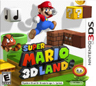 Super Mario 3D Land - 3DS [Brand New]