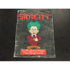 SimCity Instruction Booklet - SNES
