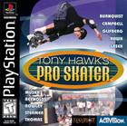 Tony Hawk's Pro Skater - PS1