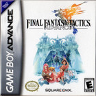 Final Fantasy Tactics Advance- GBA (Cartridge Only)