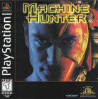 Machine Hunter - PS1 (Disc Only)