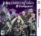 Fire Emblem Fates: Conquest - 3DS {Brand New}