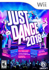 Just Dance 2018 - Wii {Brand New}