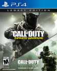 Call of Duty: Infinite Warfare Legacy Edition - PS4 [Brand New]