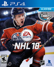 NHL 18 - PS4 [Brand New]