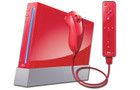 Nintendo Wii Console Red RVL-001 (Used - WII040)