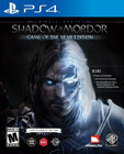 Middle-earth: Shadow of Mordor - Game of the Year Edition - PS4