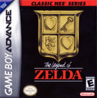 Classic NES Series: The Legend of Zelda - GBA (Cartridge Only)