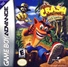 Crash Bandicoot: The Huge Adventure - GBA (Cartridge Only)