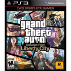 Grand Theft Auto IV: Episodes From Liberty City - PS3