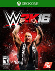 WWE 2K16 - Xbox One (Disc Only)