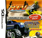 ATV Thunder Ridge Riders / Monster Trucks Mayhem - DS (Cartridge Only)