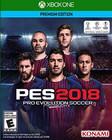 Pro Evolution Soccer 2018 - Xbox One {Brand New}