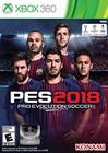 Pro Evolution Soccer 2018 - Xbox 360 {Brand New}