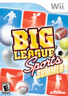 Big League Sports: Summer - Wii