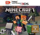 Minecraft: New Nintendo 3DS Edition - 3DS