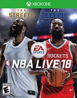 NBA Live 18 - Xbox One {Brand New}