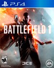 Battlefield 1 - PS4 (Disc Only)