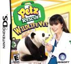 Petz Rescue: Wildlife Vet - DS