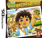 Go, Diego, Go!: Safari Rescue - DS