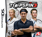 Top Spin 3 - DS (Cartridge Only)