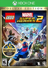 Lego Marvel Super Heroes 2 Deluxe Edition  - Xbox One {Brand New}