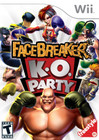 FaceBreaker K.O. Party - Wii (Disc Only)