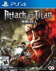 Attack on Titan - PS4 [Brand New]
