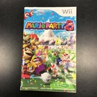 Mario Party 8 Instruction Booklet - Wii