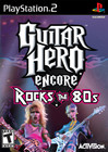 Guitar Hero Encore: Rocks the 80s - PS2 (Disc Only)