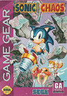 Sonic the Hedgehog Chaos - Sega Game Gear (Cartridge Only)